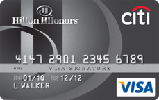 Hilton HHonors Credit Card Comparison - Credit Card Column